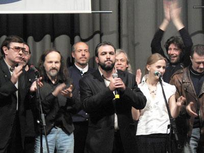 """ІІ Международный православный фестиваль авторской песни""""Благодатное Небо"""" 2008"""